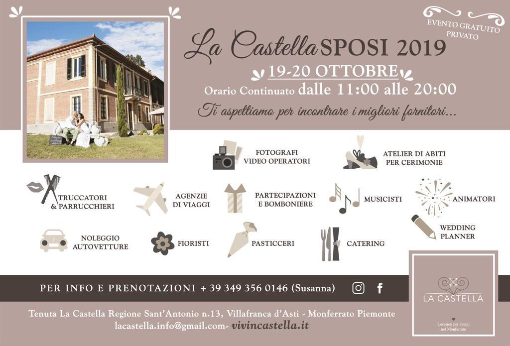 La Castella SPOSI 2019